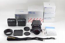 [Near Mint ALL BOX] Mamiya RZ67 Pro IID + 110mm + 120x2 + 6x4.5 From Japan #133