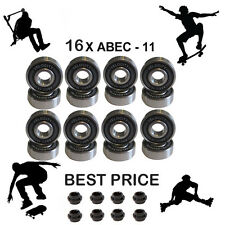 velocity 16 Abec 11 wheel bearing spacer stunt scooter skate inline Skateboard 9