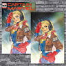 🔥 Captain Marvel #16 Exclusive Peach Momoko Trade + Virgin Variant Set Preorder