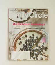 FAMILY CIRCLE MAGAZINE YOUR MOST DELICIOUS SUMMER NEW JULY 2018