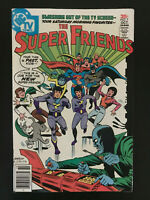 Super Friends #7 First Printing 1976 DC Comic Book 1st Wonder Twins Appearance