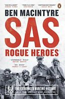 SAS: Rogue Heroes - the Authorized Wartime History,Ben MacIntyre- 9780241186862