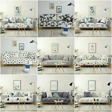 Modern Quilted Sofa Cover Couch Cushion Kids Pet Slipcover Furniture Protector