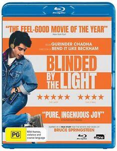BLINDED BY THE LIGHT (2019) Region B [Blu-ray] Viveik Kalra Bruce Springsteen