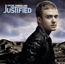 Justin Timberlake - Justified (CD) • NEW • Rock Your Body, Cry Me a River