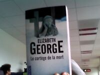 Le cortège de la mort de George, Elizabeth | Livre | d'occasion