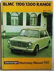 Intereurope - BLMC 1100/1300 Range / Workshop Manual / 1967 To 1975 - 1stPo 218