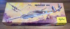 1968 Heller 1/72 scale Breguet 693 (L392 Musee Series)