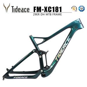 Full suspension Carbon MTB Frame 27.5er 29er 148*12mm Boost Mountain Bike Frames