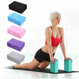 Gym Home Exercise Non Slip Foam Pilates Yoga Block