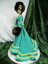 Springtime up North a doll outfit that fits the Evangeline Ghastly doll body