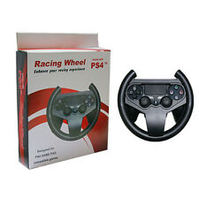 For PS4 Car Steering Wheel Racing Driving Controller Playstation 4 Accessories