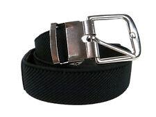 Kids Belts. Boys & Girls adjustable Elasticated Silver Buckle Belts 1-6 Years