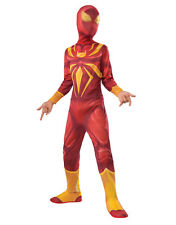 "Iron Spider Costume,Ultimate Spider-Man, Large, Age 8 - 10, HEIGHT 4' 8"" - 5'"