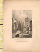 1841 Antico Vittoriano ~ All Saints Chiesa