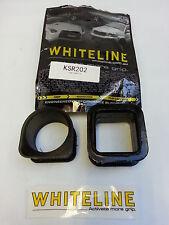 KSR202 Whiteline Steering Rack Bushing Kit - WRX & STI