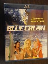 BLUE CRUSH FILM IN BLU-RAY NUOVO DA NEGOZIO ANCORA INCELLOFANATO PREZZO AFFARE!!