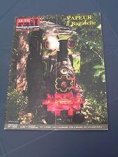 vie du rail 1976 1555 rang du fliers berck froissy lannion VERNEUIL SUR AVRE