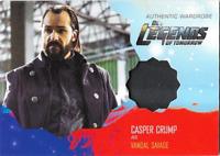 DC Legends of Tomorrow Costume Wardrobe Card Vandal Savage M10 M-10