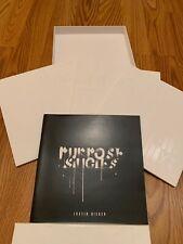 Justin Bieber Purpose Single Vinyl Boxset Very Rare!! #0652/5000