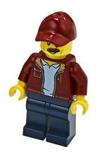 60233 Lkw-Fahrer LEGO® cty1050 Minifigs City