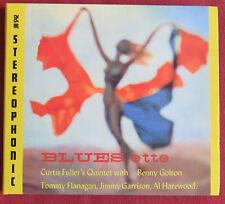 CURTIS FULLER'S QUINTET  CD BLUESETTE  GOLSON FLANAGAN  GARRISON