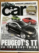CAR Magazine/April 2010 - Peugeot/Audi/VW