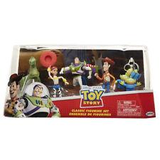 NEW Disney Toy Story 5 Piece Figure set - Woody, Jesse, Buzz, Aliens, Rex Figure