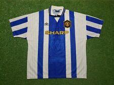 Manchester United Jersey XXL 1994 1995 Umbro Jersey Shirt Jersey Sharp