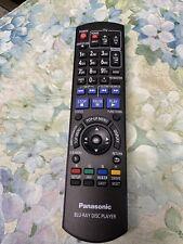 New listing Panasonic Blu-Ray Disc Player Remote N2Qayb 000378