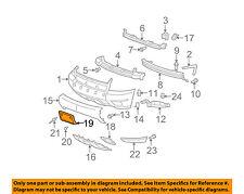 Chevrolet GM OEM 07-14 Suburban 1500-License Plate Bracket Mount Holder 15851090