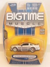 Jada BIGTIME MUSCLE Wave 17 2009 '08 FORD SHELBY GT-500KR #180 (A+/A+)