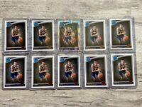 LOT OF 10 Panini Donruss Optic MICHAEL PORTER JR RC Shock Velocity/Rated Rookie