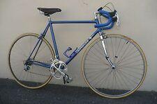 """Vélo artisanal """"J. Boisselier"""" Columbus Campagnolo CLB Stronglight Sablière"""