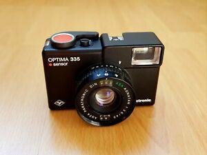 Agfa Optima 335 Sensor Electronic 35mm Film Camera