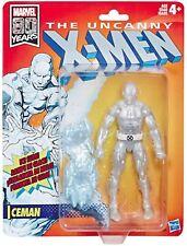 """en stock * Marvel Legends 6/"""" X-Men Retro Wave 1-Iceman"""