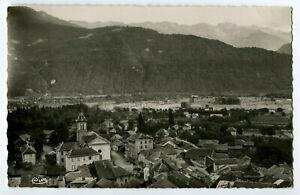 CPSM 73 Savoie Grésy-sur-Isère et la chaine des Alpes