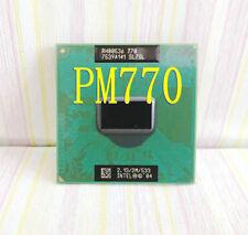 Intel Pentium 4-M 770 2.13GHz / 2M /533 SL7SL Notebook Processor