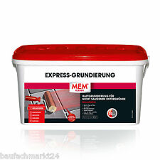 MEM Express-Grundierung 5 kg Spezial Haftgrund Fliesengrundierung