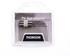 Thomson TV-SAT Adattatore Cavo Coassiale Spina Coassiale Spina a Presa Coassiale Cavo Coassiale Presa -