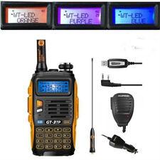 Baofeng GT-3 TP Mark III + Kabel + Lautsprecher ★8W★ Amaterfunk Hand-Funkgerät