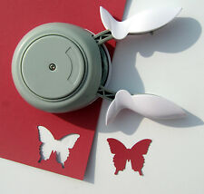 Fiskars FLY AWAY - BUTTERFLY Extra XL Large Squeeze Punch Paper Scrapbooking NEW