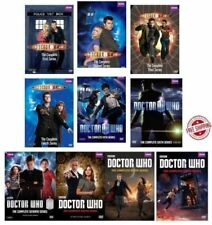 New DOCTOR WHO: The Complete Series Season  1-10 1 2 3 4 5 6 7 8 9 10 DVD Set