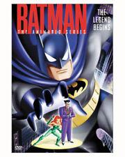NEW Batman: The Animated Series Legend Begins DVD BAT MAN 1992 MOVIE Animation