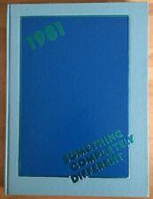 Hawthorne High School 1981 El Molino Yearbook