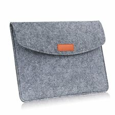 Apple iPad Pro 9.7 Case Felt Sleeve Bag Portable Carrying Watter Proof Pockets