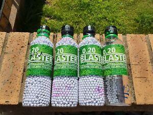 9000 Blaster BB 0.2g 3x Bottles Airsoft Premium BB LT2