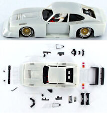 SIDEWAYS SWK/CZ FORD CAPRI ZAKSPEED WHITE KIT GROUP 5 CAR NEW 1/32 SLOT CAR