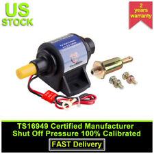 High Performance Micro Electric Fuel Pump 4-7 PSI 35 GPH