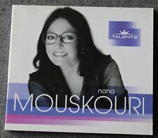 Nana Mouskouri, les talents du siecle - best of, CD